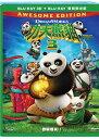 映画/ カンフーパンダ3 [3D+2D] <限定版>(2Blu-ray) 台湾盤 Kung Fu Panda 3 ブルーレイ