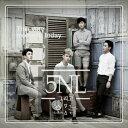5NL/ 5NL, AND TODAY -1st Album (CD) 韓国盤 今日 オヌル