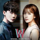 【メール便送料無料】韓国ドラマOST/ W - 二つの世界 (2CD) 韓国盤 ダブル