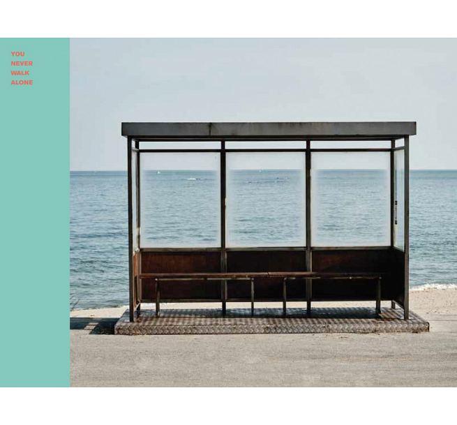 【メール便送料無料】BTS(防弾少年団) / You Never Walk Alone <Left Version> (CD) 台湾盤 バンタン ユー・ネバー・ウォーク・アローン レフト