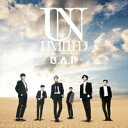 B.A.P/ UNLIMITED <Type-B> (CD) 日本盤 ビーエーピー アンリミテッド