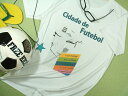 コルコバードの丘キリスト像Tシャツ【サイズ:L 】【5000円以上で】送料無料 Tシャツ メンズ 半袖 プリントTシャツ サッカー フットボール コルコバードのキリストTシャツ コルコバードの丘 ラッピング無料