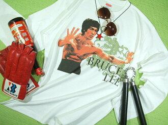 的李子小龍★李小龍長袖子T恤長袖子T恤大的尺寸人朗T印刷人李小龍李子小龍燃燒龍長袖子T恤Bruce lee Tshirt免費包