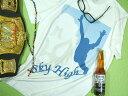 メキシコ・ルチャ★ミル・マスカラスTシャツ【サイズ:S 、M 、L 、XL 】【3980円以上で送料無料】メンズ Tシャツ プリント 半袖 メキシコ プロレス 格闘技 ルチャ スカイハイ ミル・マスカラスTシャツ ラッピング無料