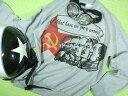 コミュニスト共産主義トレーナー【サイズ:S 、M 、L 、XL 】【5000円以上で】送料無料 トレ