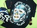 メキシコ・ルチャ★ウラカンラミレスTシャツ【サイズ:L 】【3980円以上で】送料無料 Tシャツ メンズ 半袖 プリントTシャツ プロレス メキシコ ルチャ 覆面レスラー ウラカンラミレス ラミレス 格闘技 Tシャツ 無料ラッピング