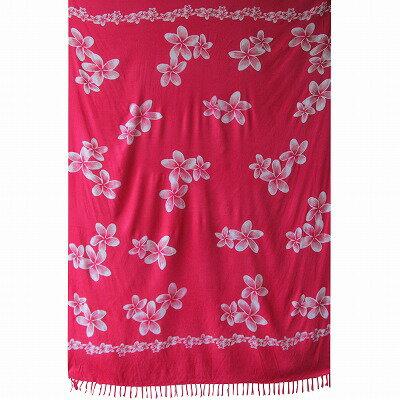 マルチファブリック プルメリア サロン5 ピンク...の商品画像