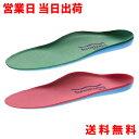 ランナー用 インソール Formthotics フォームソティックス Sport Run Dual[Blue/Green][Red/Blue]【ジョギング ランニング ウォーキング メンズ レディース 土踏まず かかと 衝撃吸収】