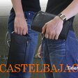 【祝・10周年!今だけポイント10倍中】 【送料無料】 セカンドバッグ メンズ CASTELBAJAC(カステルバジャック) クラッチバッグ セカンドバック 本革 牛革 A4未満 ヨコ型 軽量 ブランド ランキング プレゼント ギフト
