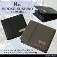 【72時間限定ポイント2倍以上!】 コインケース メンズ HIROKO KOSHINO HOMME(ヒロココシノオム) Wallet(財布) 財布 小銭入れ 牛革 BOX型小銭入れ ブランド ランキング プレゼント ギフト 本革