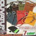 パスケース 定期入れ 本革 OUVATU?(ウヴァチュ?) Buono(ヴォーノ) メンズ カードケース 牛革 日本製 リール付き icカード