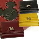 ・35【二つ折り財布】DisneyNo.VC00025ディズニー/ミッキーマウス・レザーラウンドファスナー折財布【レディース】【革】【レザー】【プレゼント】【人気】【ブランド】【】askas/ ca-