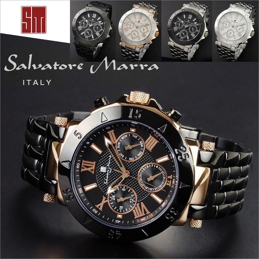 ●【腕時計】salvatore marra サル...の商品画像