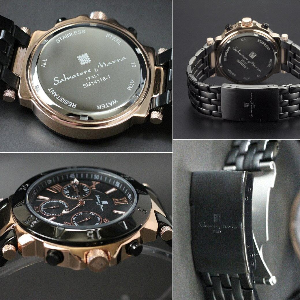 ●【腕時計】salvatore marra サ...の紹介画像2