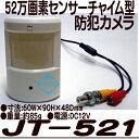 JT-521【センサーチャイム型防犯カメラ】 【監視カメラ】 【送料無料】