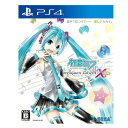 PS4 初音ミク -Project DIVA- X HD セガゲームス