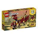 [LEGO] クリエイター 伝説の生き物 31073 レゴ