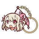 COSPA Fate/kaleid liner プリズマ☆イリヤ ツヴァイ ヘルツ! 「プリズマ☆イリヤ」イリヤつままれキーホルダー コスパ