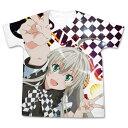 [COSPA] 這いよれ!ニャル子さんW ニャル子フルグラフィックTシャツ WHITE XL コスパ