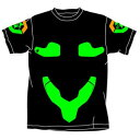 [COSPA] 新世紀エヴァンゲリオン 2007 0175-718 劇場版初号機Tシャツ/BLACK-XL コスパ