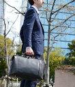 【2021年3月度月間優良ショップ受賞】 アソボーゼ ダレスバッグ メンズ ビジネスバッグ A4 出張バッグ ボストンバッグ 日本製 AVECALDO AV-E006