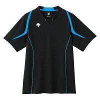 [DESCENTE]デサントH/S LIBHT GAME SHIRT 半袖ライトゲームシャツ(DSS5520)(BBL)の画像
