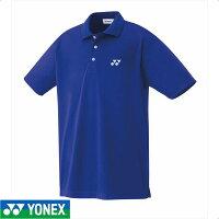 送料無料(※沖縄除く)[YONEX]ヨネックスジュニアテニスウェアポロシャツ(10300J)(472)ミッドナイトネイビーの画像
