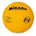 [Mikasa]ミカサハンドボール 練習球 2号球 スポーツテスト用(HR2)(Y)イエロー