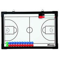 送料無料(※沖縄除く)[Mikasa]ミカサバスケットボール作戦盤(SBB)(00)※ラッピング不可商品ですの画像