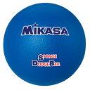 [Mikasa]ミカサ スポンジドッジボール 重量約135g STD18・BL ブルー