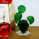 amabro CACTUS GLASS ORNAMENT R