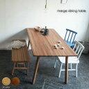 SIEVE ダイニングテーブル【送料無料】merge dining table シーヴ マージ ダイニング テーブル オーク ナチュラル 木 かわいい シンプル 木製 家具 ブランド 北欧 無垢 インテリア レトロ
