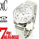 シチズン クロスシー CITIZEN XC エコ・ドライブ 電波腕時計 メンズ Eco-Drive 多局受信型 CB1020-54A【あす楽対応】【即納可】
