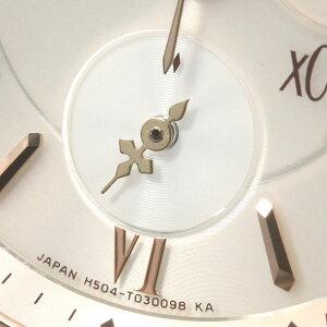 シチズンクロスシーCITIZENXCエコドライブソーラー腕時計レディースTITANIAラインクロノグラフ北川景子イメージキャラクターFB1334-54W
