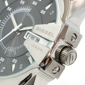 ディーゼルDIESEL腕時計メンズグレーDIESELDZ1206