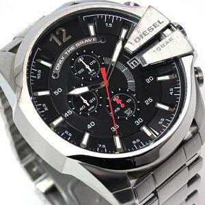 ディーゼルDIESEL腕時計メンズメガチーフMEGACHIEFクロノグラフDZ4308