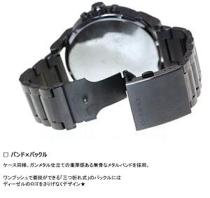 ディーゼルDIESEL腕時計メンズミスターダディMRDADDY2.0デニムクロノグラフDZ7331