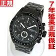 フォッシル 腕時計 メンズ オールブラック SPEEDWAY クロノグラフ CH2601