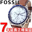 フォッシル FOSSIL 腕時計 メンズ スポーツ54 SPORT 54 クロノグラフ CH3029【2016 新作】【正規品】【送料無料】【7年延長正規保証】