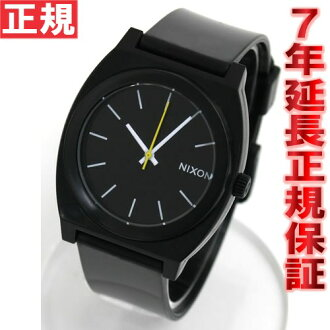 Nixon NIXON time teller p watch TTP (TIME TELLER P) time teller p NA119000-00 Black
