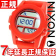 【ポイント最大34倍!12/3 19時〜22時59分まで】ニクソン NIXON ユニット UNIT 腕時計 メンズ デジタル レッドペッパー NA197383-00