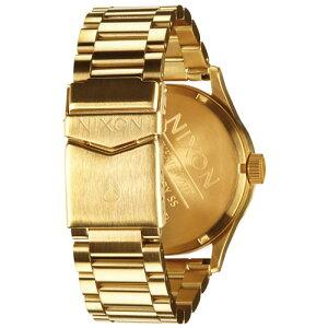 ニクソンNIXONセントリーSSSENTRYSS腕時計メンズオールゴールドNA356502-00