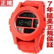 ニクソン NIXON バハ BAJA 腕時計 メンズ オールレッド 日本先行発売カラー デジタル NA489191-00【あす楽対応】【即納可】【正規品】【NIXON ニクソン NA489191-00】