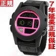 ニクソン NIXON バハ BAJA 腕時計 メンズ ブラック/ブライトピンク 日本先行発売カラー デジタル NA489480-00