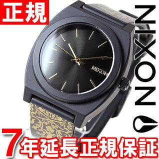 ニクソン NIXON タイムテラーP TIME TELLER P 腕時計 メンズ/レディース ブラック/ゴールドオルネート NA1191881-00【正規品】【送料無料】【7年延長正規保証】【ラッピング無料】【楽ギフ_包装】【NIXON ニクソン NA1191881-00】