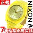 ニクソン NIXON タイムテラーアセテート TIME TELLER ACETATE 腕時計 レディース/メンズ ネオンイエロー/ビートルポイント NA3271896-00