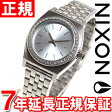ニクソン NIXON スモールタイムテラー SMALL TIME TELLER 腕時計 レディース オールシルバークリスタル NA3991874-00