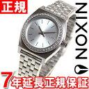 ニクソン NIXON スモールタイムテラー SMALL TIME TELLER 腕時計 レディース オールシルバークリスタル NA3991874-00【あす楽対...