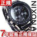 ニクソン NIXON 38-20クロノ 38-20 CHRONO 腕時計 レディース クロノグラフ オールブラッククリスタル NA4041879-00