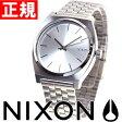 ニクソン NIXON タイムテラー TIME TELLER 腕時計 メンズ オールシルバー NA0451920-00【NIXON ニクソン】【あす楽対応】【即納可】【正規品】【送料無料】【7年延長正規保証】【サイズ調整無料】【NIXON ニクソン NA0451920-00】